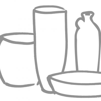 grote potten akties displays