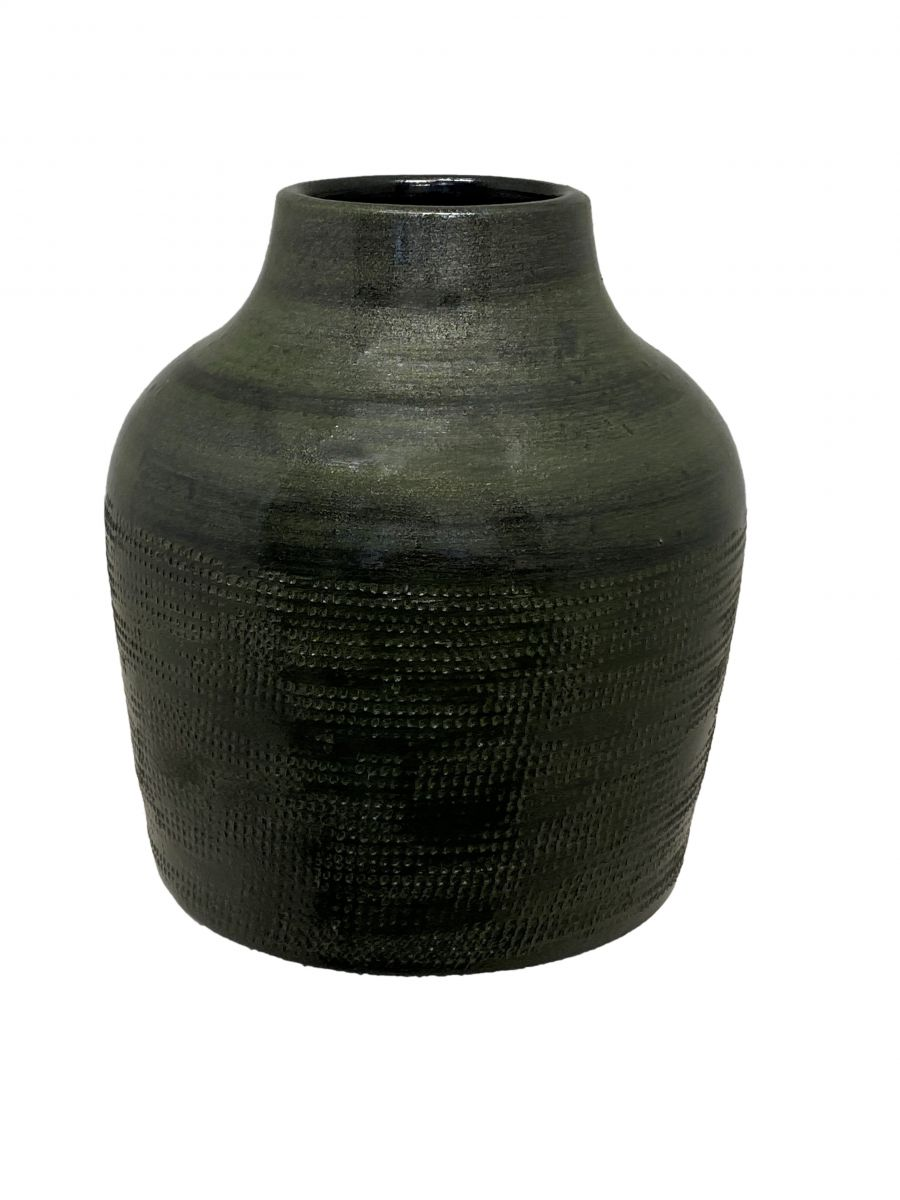 fles tokio d18h20cm groen