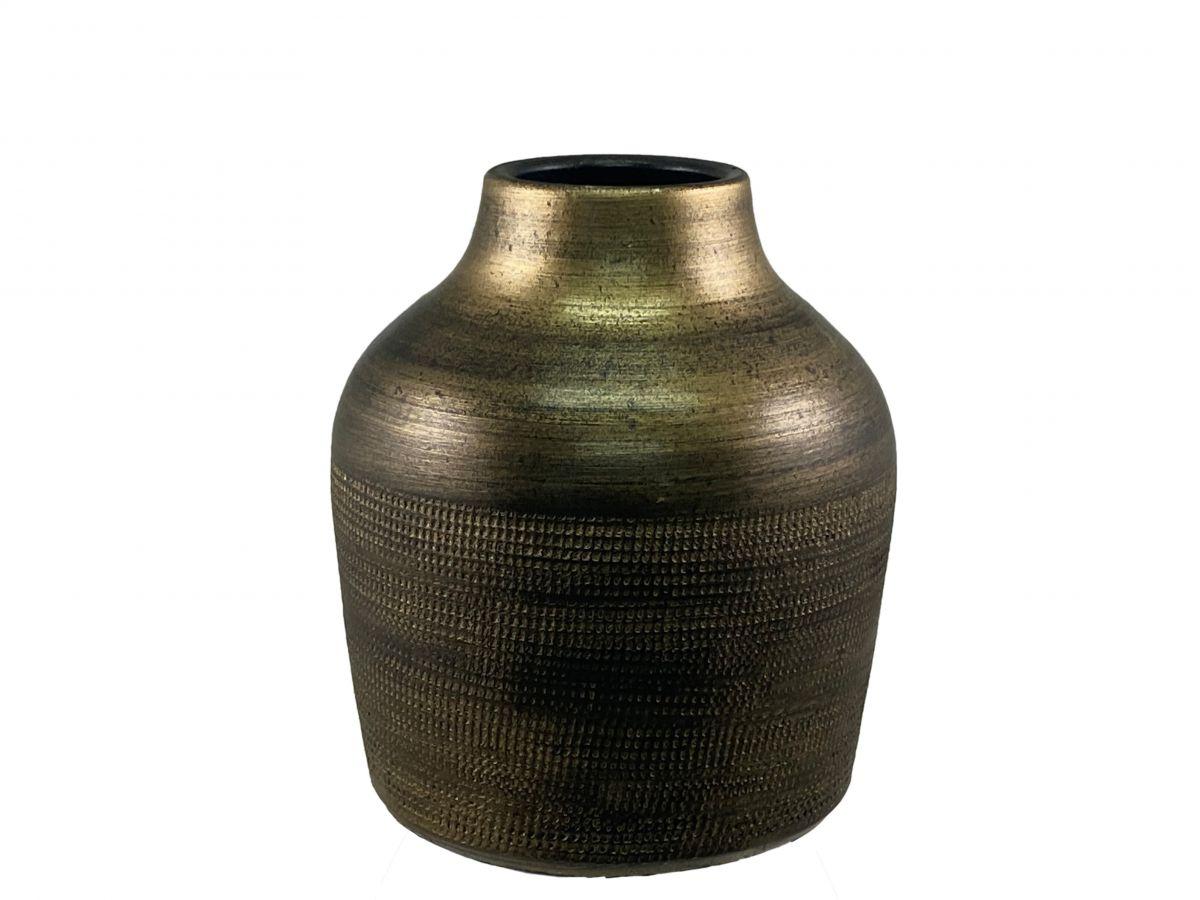 fles tokio d18h20cm goud