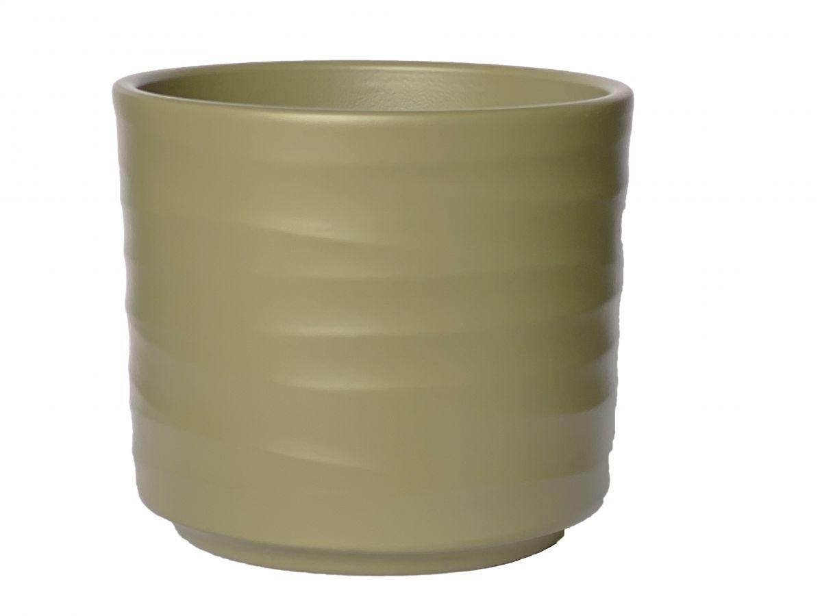 pot berlin d32h27cm groen
